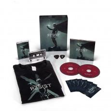 2CD / Within Temptation / Resist / Limited / 2CD+MC+T-Shirt XL