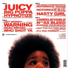 LP / Notorious B.I.G. / Greatest Hits / Vinyl