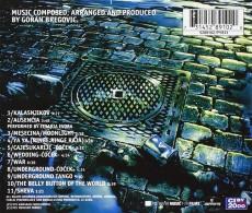 CD / Bregovič Goran / Underground / OST