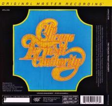 CD/SACD / Chicago / Chicago Transit Authority / Hybrid SACD / MFSL