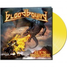 LP / Bloodbound / Rise Of The Dragon Empire / Vinyl / Yellow