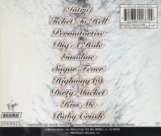 CD / FORESKIN 500 / Manpussy