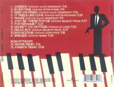CD / Fabric Bent / Jukebox