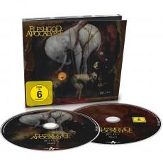 CD/BRD / Fleshgod Apocalypse / Veleno / CD+Blu-Ray / Digipack