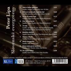 CD / Lipa Peter / Slovenské evergreeny