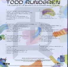 4LP / Rundgren Todd / Complete U.S. Bearsville & Warner / Vinyl / 4LP