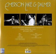 2LP / Emerson,Lake And Palmer / Live At Ponoco 1972 / Vinyl / 2LP