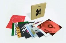 """LP / Depeche Mode / Music For The Masses / Vinyl / 12"""" Singles / Box"""