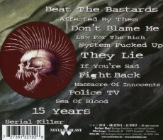 CD / Exploited / Beat The Bastards