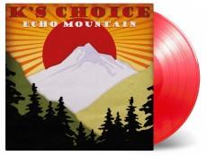 LP / K's Choice / Echo Mountain / Coloured / Vinyl