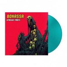 LP / Bokassa / Crimson Riders / Coloured / Vinyl
