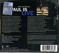 CD / McCartney Paul / Paul Is Live / Digisleeve