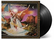 LP / Santana Carlos/Alice Col / Illuminations / Vinyl