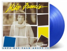 LP / Francis Mike / Let's Not Talk About It / Vinyl / Coloured