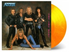 LP / Accept / Eat The Heat / Vinyl / Coloured