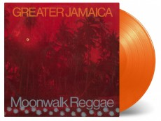 LP / McCook Tommy & Supersoni / Greater Jamaica.. / Vinyl / Orange