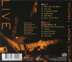 2CD / Landau Michael Group / Live / 2CD