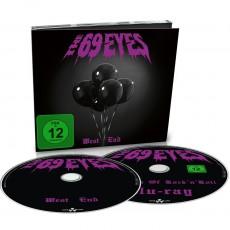CD/BRD / 69 Eyes / West End / CD+Blu-Ray / Digipack