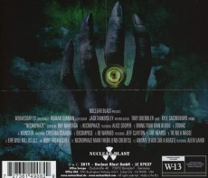 CD / Wednesday 13 / Necrophase
