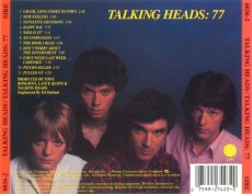 CD / Talking Heads / Talking Heads:77