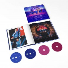 CD/DVD / Take That / Odyssey-Greatest Hits Live / DVD+BRD+2CD / Earbook