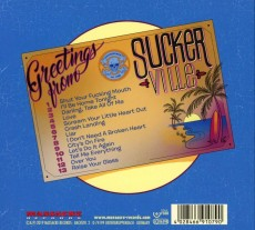CD / Psychopunch / Greetings From Suckerville