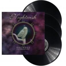 3LP / Nightwish / Decades:Live In Buenos Aires / Vinyl / 3LP