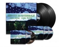 LP/CD / Young Neil & Crazy Horse / Return To Greendale / 2CD+2LP+BRD+DVD