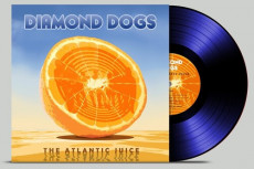 LP / Diamond Dogs / Atlantic Juice / Vinyl / Coloured / Solid blue