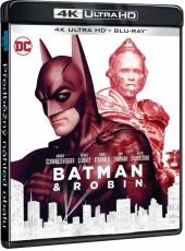 UHD4kBD / Blu-ray film /  Batman a Robin / UHD+Blu-Ray