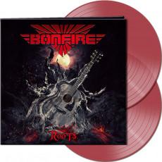 2LP / Bonfire / Roots / Vinyl / 2LP / Clear Red