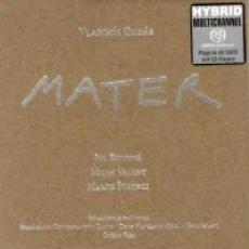CD/SACD / Bittová Iva & Godár V. / Mater / SACD