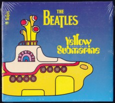 CD / Beatles / Yellow Submarine / Songtrack / Digipack