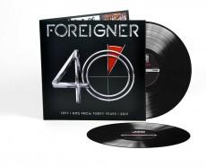 2LP / Foreigner / 40 / Vinyl / 2LP