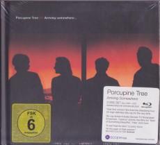 2CD-BRD / Porcupine Tree / Arriving Somewhere / 2CD+Blu-Ray / Mediabook