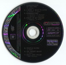 SACD / Big Brother And The Holding Company / Cheap Thrills / SACD / CD