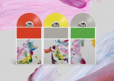 3LP / National / I Am Easy To Find / Coloured / Vinyl / 3LP