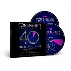 CD/DVD / Foreigner / Double Vision:Then And Now / CD+DVD / Digisleeve