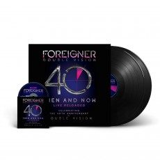 LP / Foreigner / Double Vision:Then And Now / Vinyl / LP+BRD