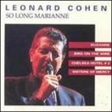 CD / Cohen Leonard / So Long,Marianne