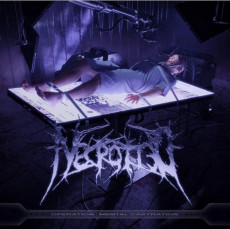 LP / Necrotted / Operation: Mental Castration / Vinyl / Limited