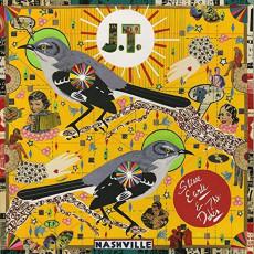 LP / Earle Steve & The Dukes / J.T. / Vinyl / Coloured