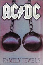 2DVD / AC/DC / Family Jewels / 2DVD
