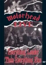 DVD / Motörhead / Everything Louder,Than Everything Else