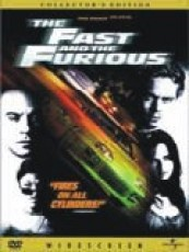 DVD / FILM / Rychle a zběsile / Fast And The Furious