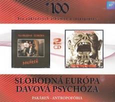 2CD / Slobodná Európa/Davová Psychoza / Pakáreň / Antopofobia / 2CD