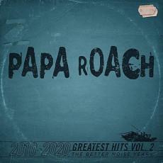 2LP / Papa Roach / Greatest Hits Vol.2 / Vinyl / 2LP / Clear