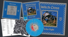 LP / Witch Cross / Fit For Fight / Vinyl / Coloured