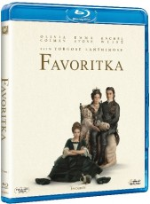 Blu-Ray / Blu-ray film /  Favoritka / Blu-Ray