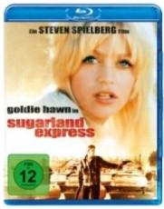 Blu-Ray / Blu-ray film /  Sugarlandský expres / Sugerland express / Blu-Ray